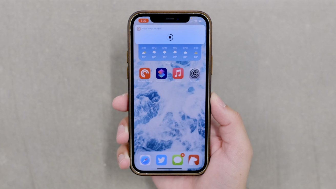 How to Use Shortcuts to Automatically Change Your iPhone Wallpaper Every Day