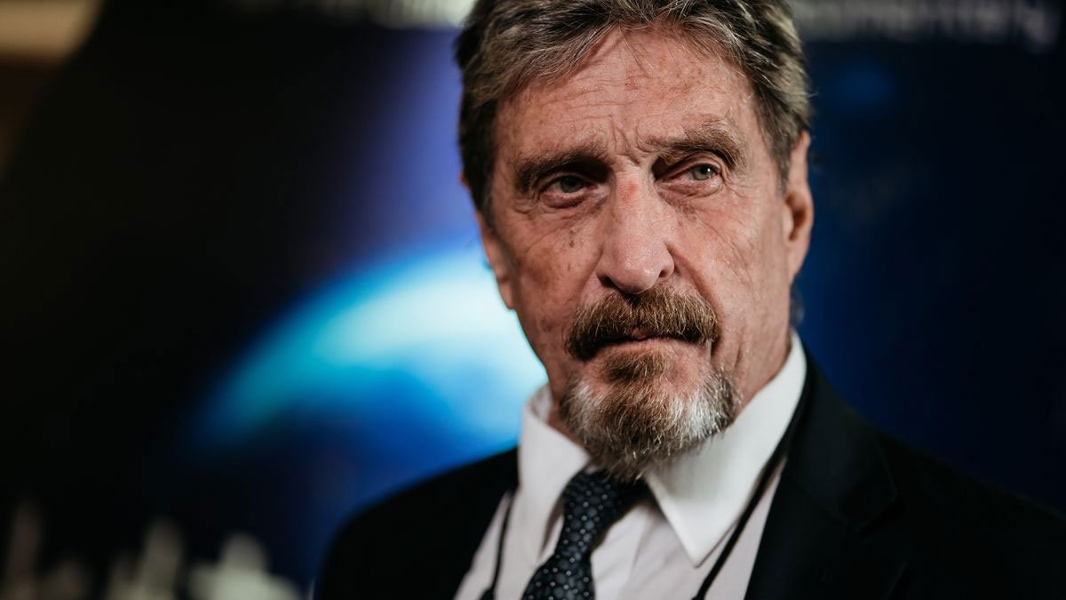 John McAfee dies in Spanish prison following extradition order to US