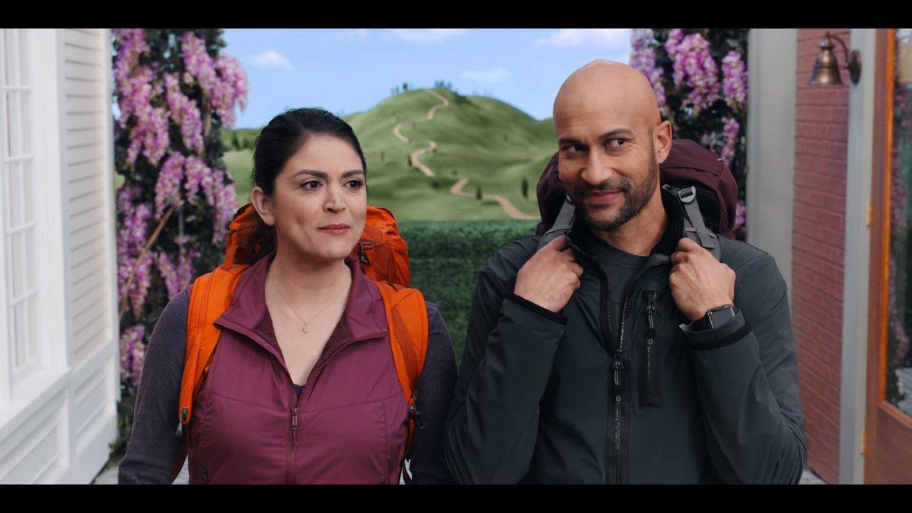 Apple premieres trailer for new musical series 'Schmigadoon!'