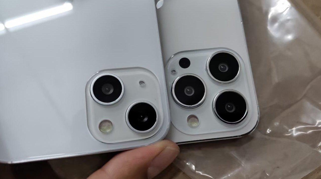 New 'iPhone 13' Mock-ups Show Same-size Notch, Diagonal Camera Orientation