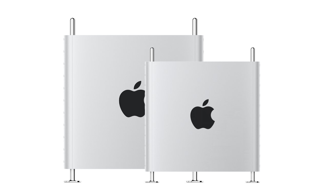 The 'M1X' Mac Pro may just be a smaller version the current Mac Pro
