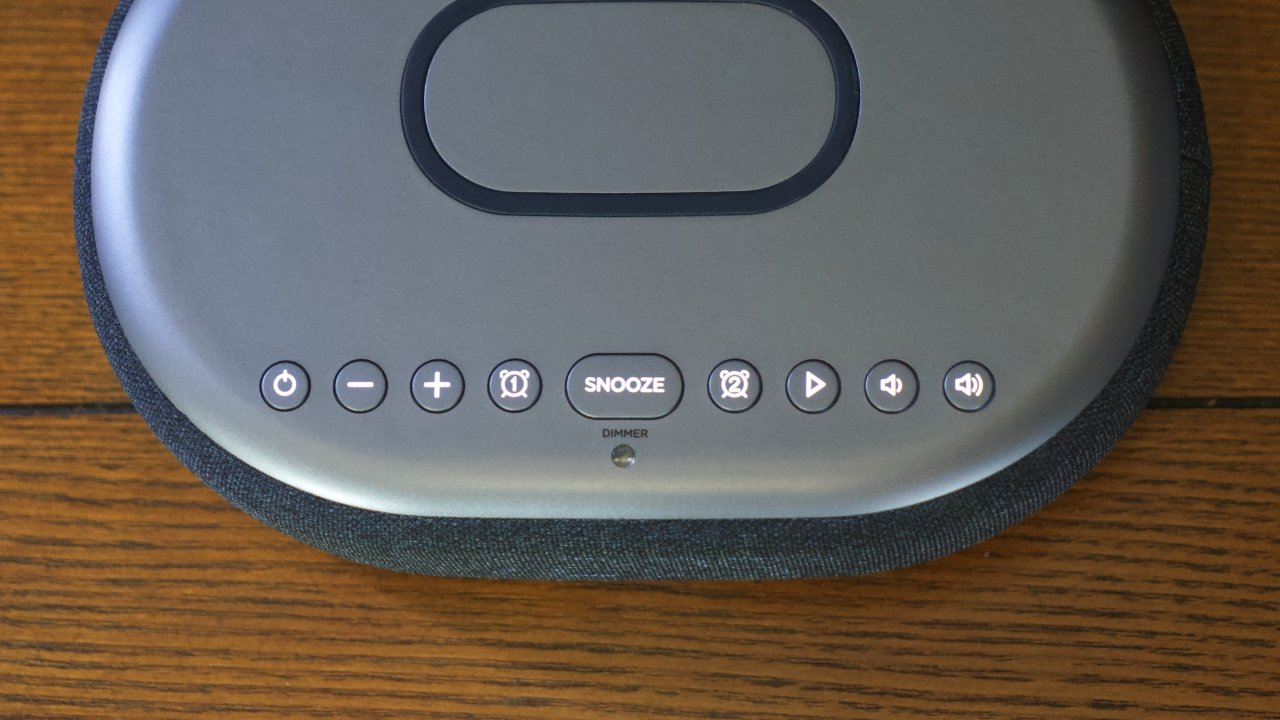 Try hitting this snooze button without knocking your iPhone off the charger