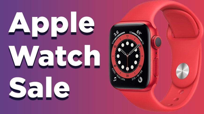 Deals: Apple Watch Series 6 $100 off at Amazon today