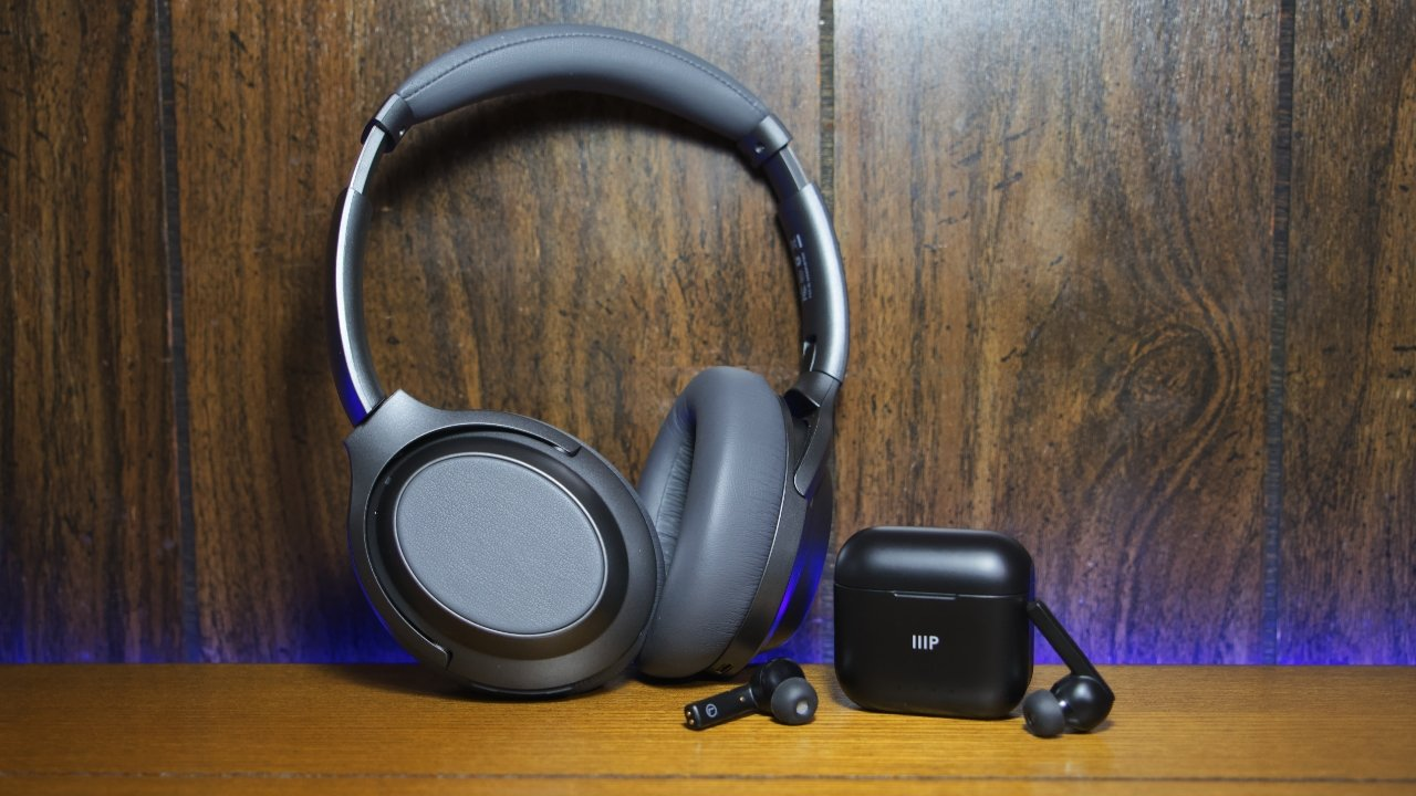 The Monoprice earphones and headphones are a good budget-friendly choice