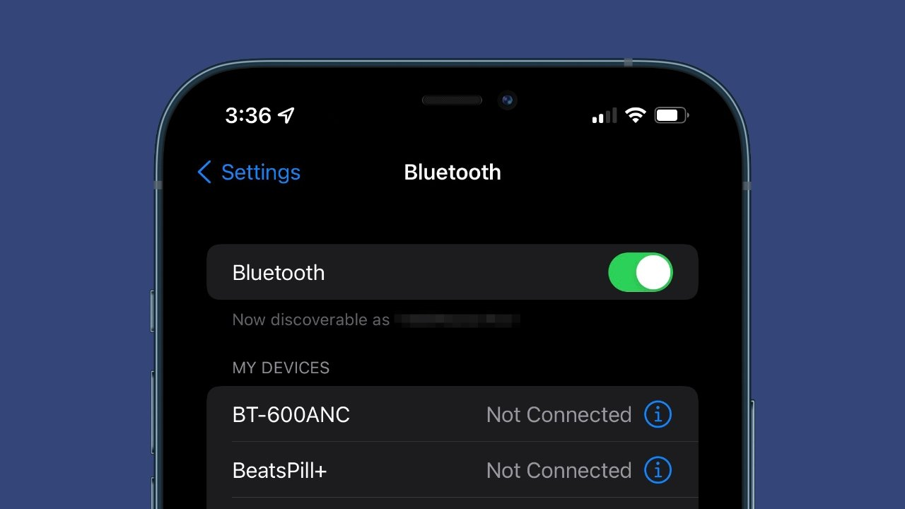 Switching between paired devices isn't simple when using non-Apple headphones
