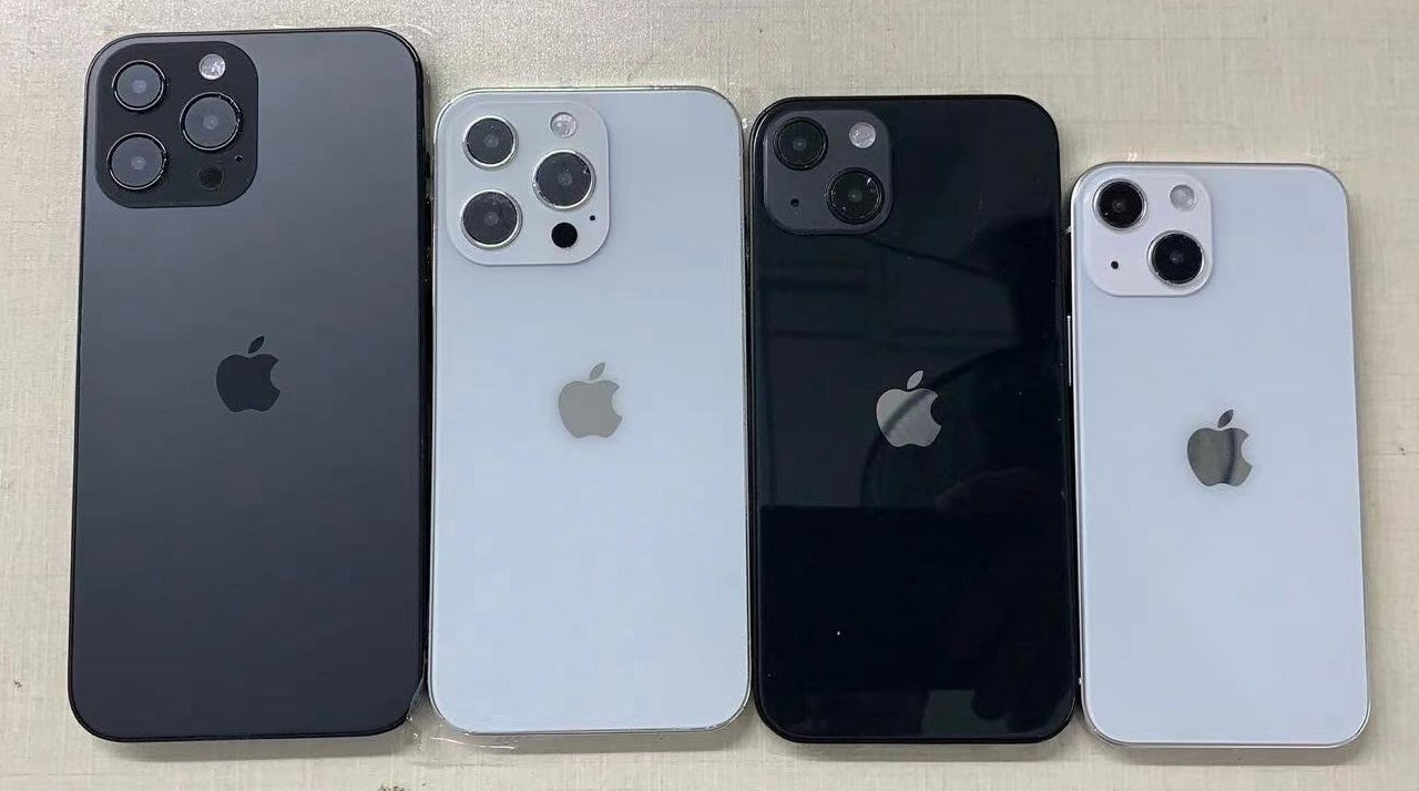 Foxconn and Pegatron to share 'iPhone 13 mini' orders in 2021