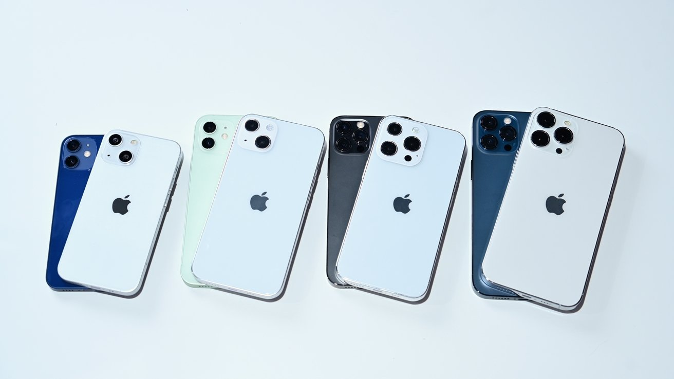 'iPhone 13' dummy units hands on: What we can learn about Apple's upcoming iPhones