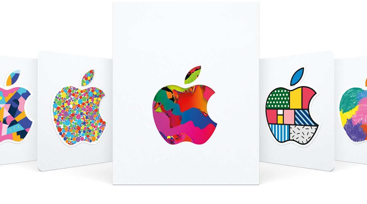 The universal Apple gift card is now available in the US, Australia, and Canada
