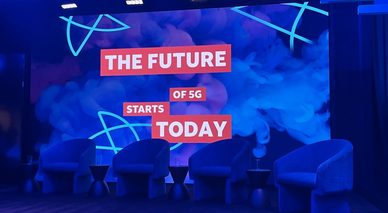 AT&T's The Future of Today event on July 14, 2021, in New York