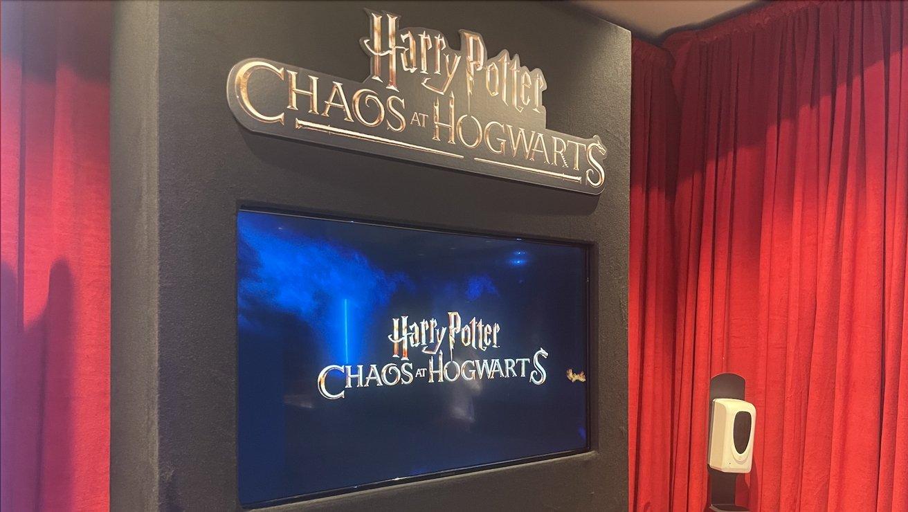Harry Potter's Chaos at Hogwarts
