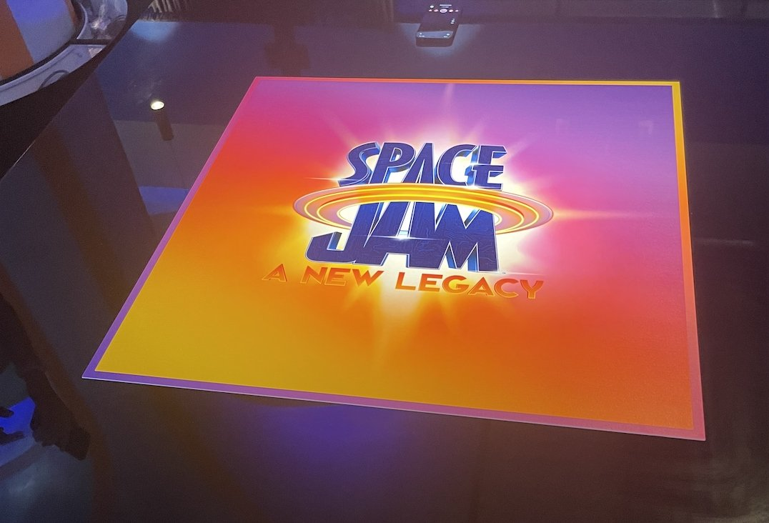 The Space Jam/Microsoft collaboration