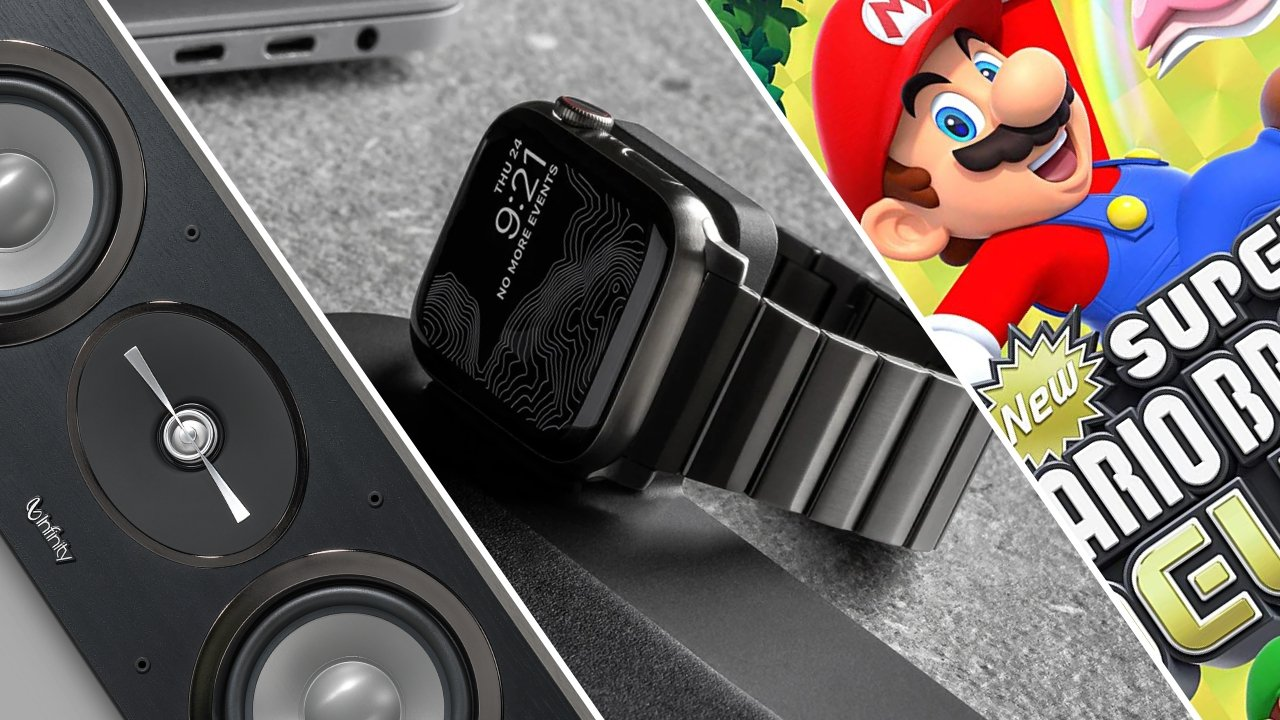 Best deals for July 20 - Nomad iPhone & iPad accessories, Video Games, iTunes Movies