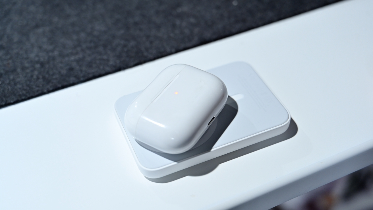Charge AirPods with Apple's official MagSafe Battery Pack