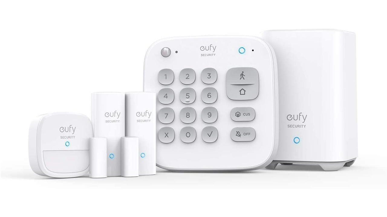 Eufy's home security bundle is still discounted
