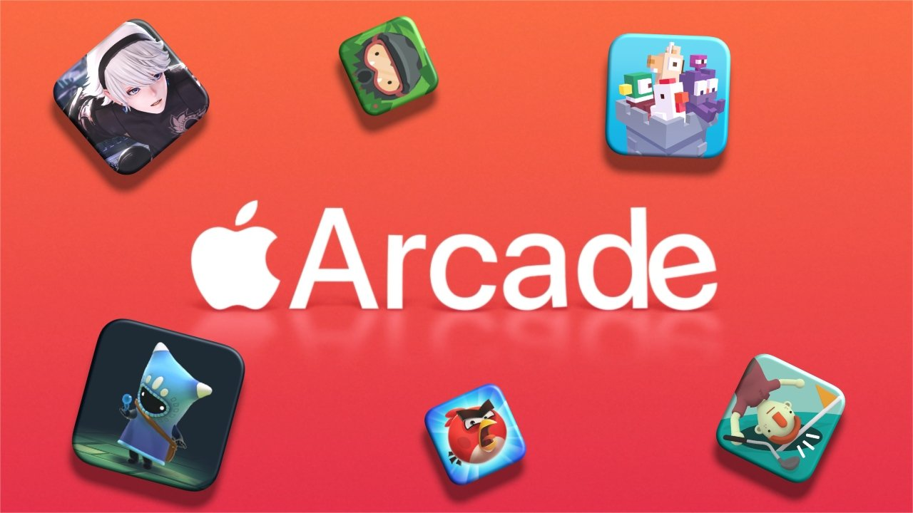 Examining Apple Arcade after two years of play