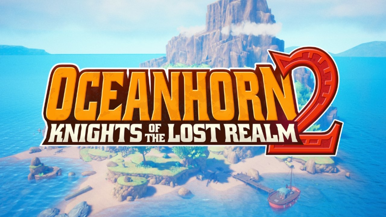 'Oceanhorn 2' is a third-person hack-and-slash adventure