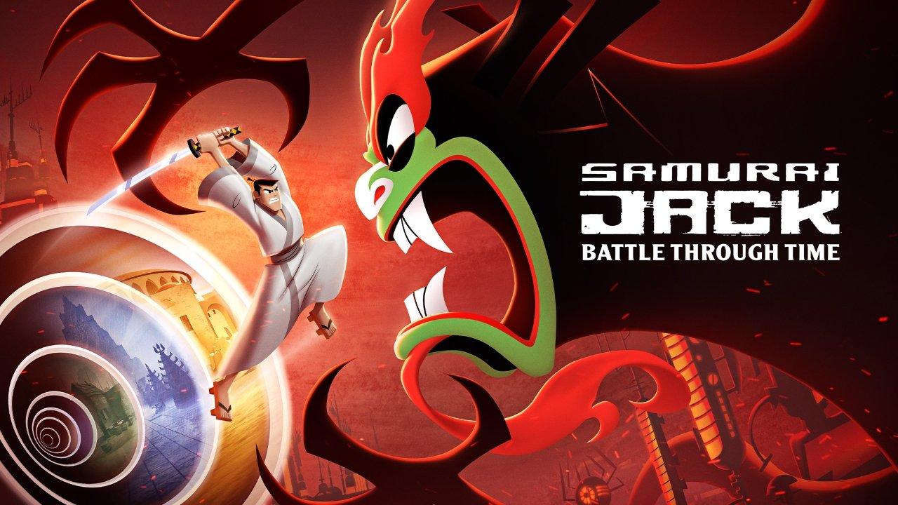 'Samurai Jack: Battle Through Time' feels like a true console title