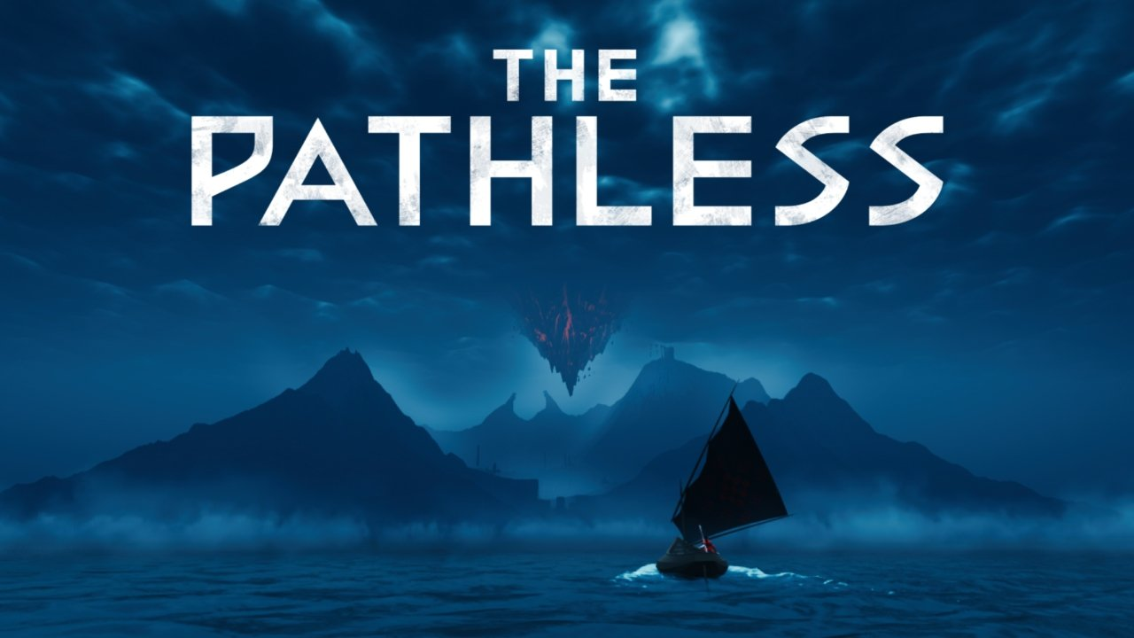 'The Pathless' has a large open world with fast-paced combat and traversal