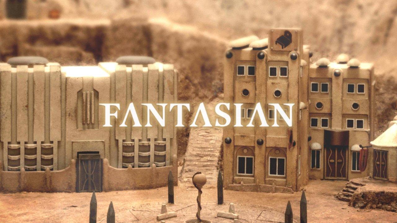 Handmade dioramas and turn-based battles await you in 'Fantasian'