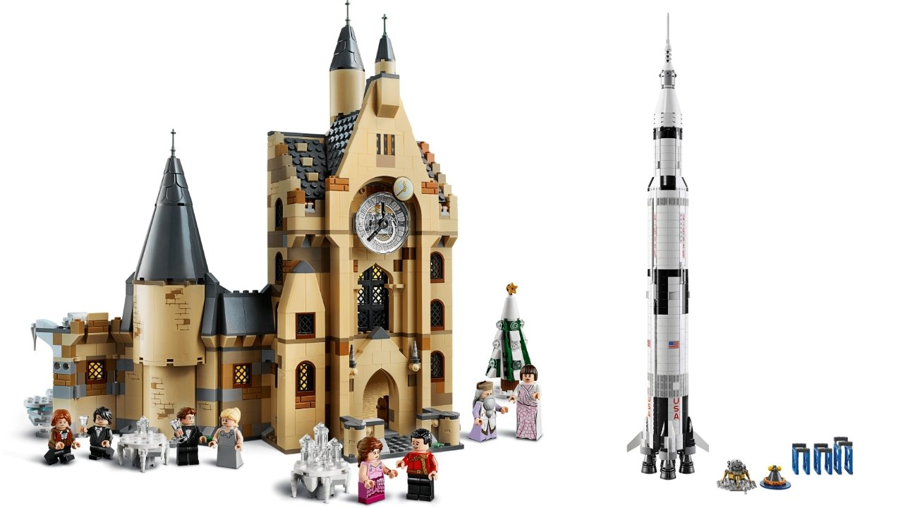 Get these LEGO deals before they disappear