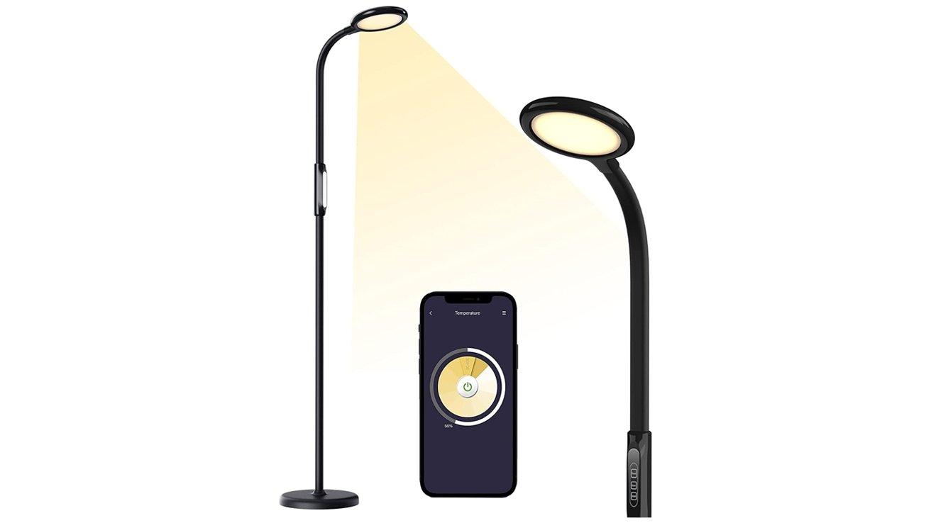 Meross announces HomeKit enabled LED floor lamp debuting at $79.99