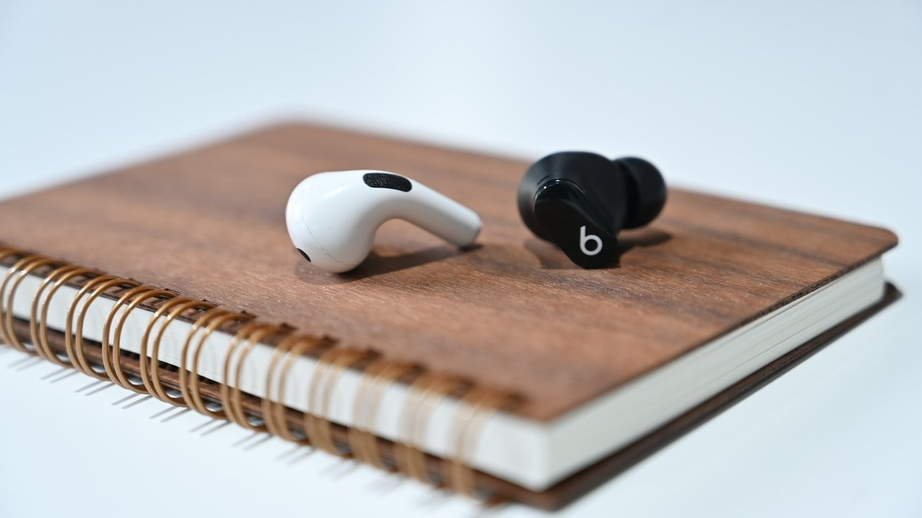 AirPods Pro and Beats Studio Buds