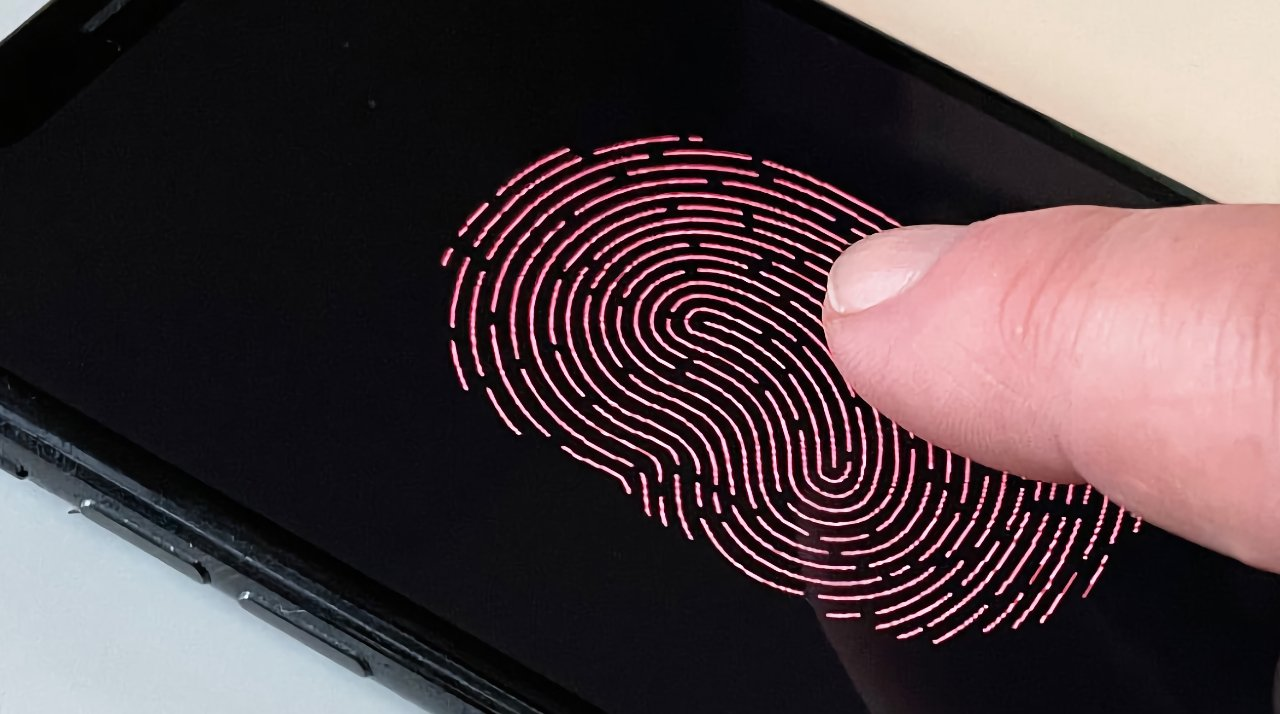 Apple continues to work on bringing back Touch ID without a button