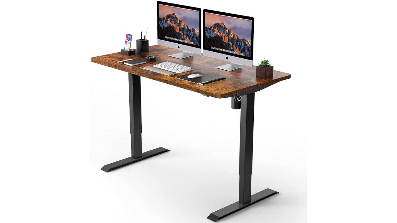 TTKK's Standing Desk on sale for only $109.99