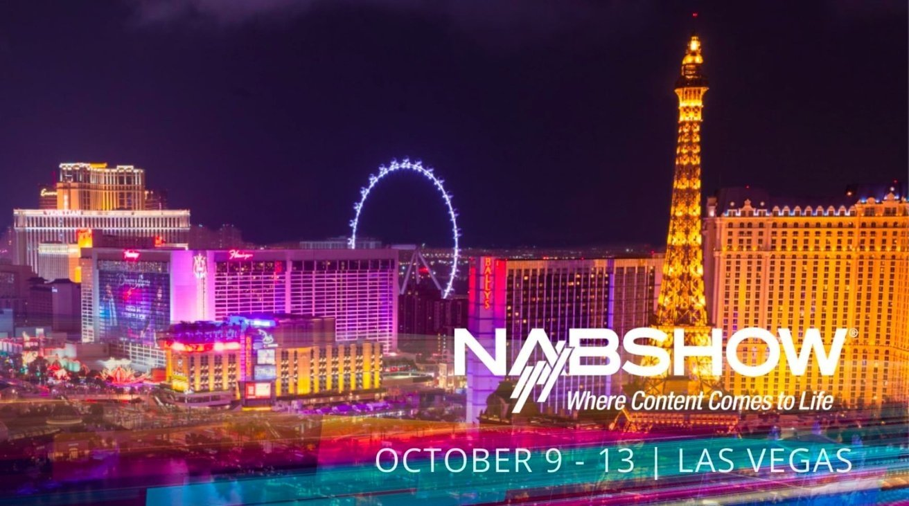 Apple pulled from list of NAB Show 2021 attendees