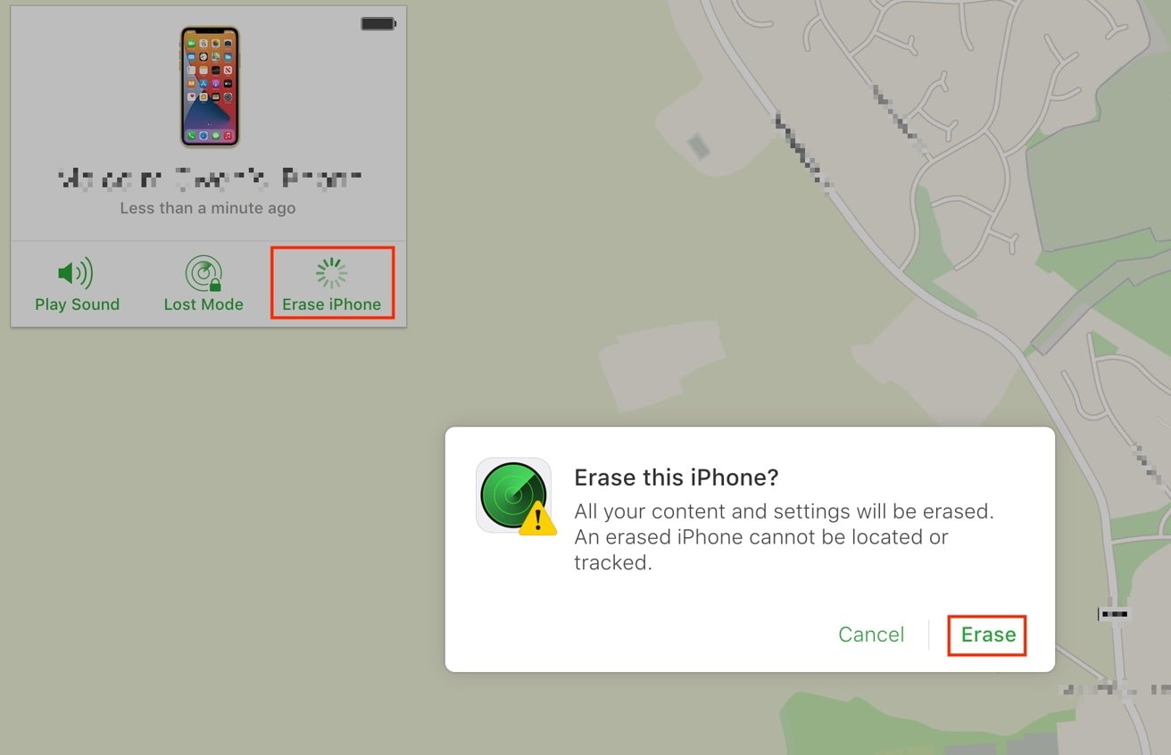 You can remotely erase the iPhone as one way to fix the passcode issue.