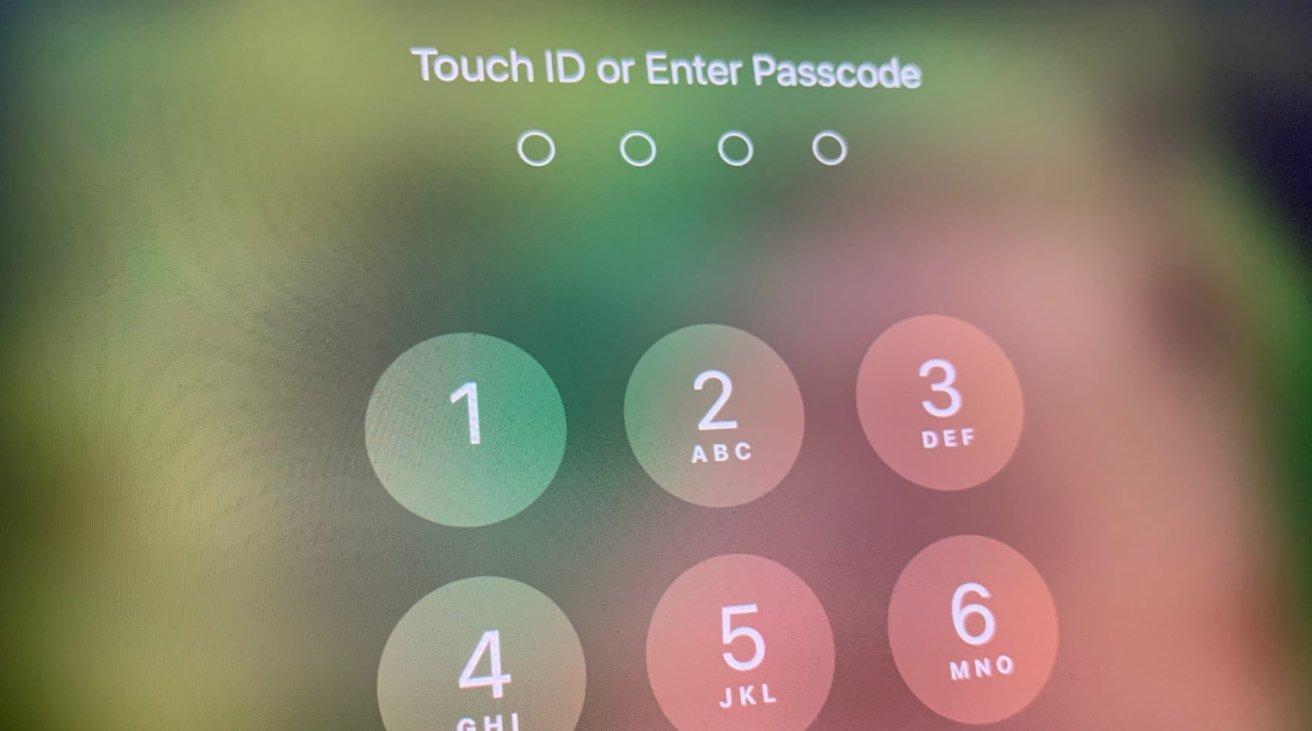 How to bypass iPhone passcode   AppleInsider