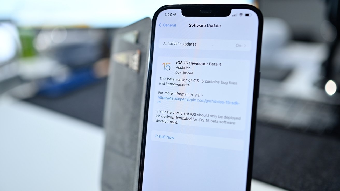 Everything new in iOS 15 beta 4: Safari redesign changes, MagSafe battery support, more