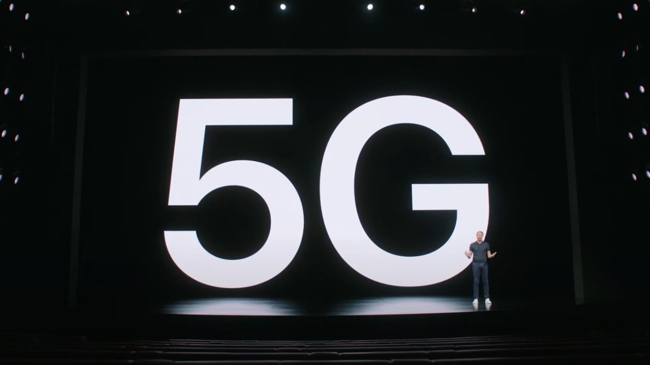 Apple's Cook says 5G rollout still in 'early innings'