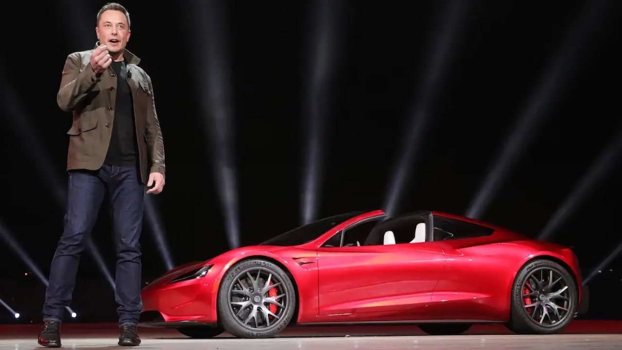 Elon Musk wanted to take over as CEO if Apple acquired Tesla