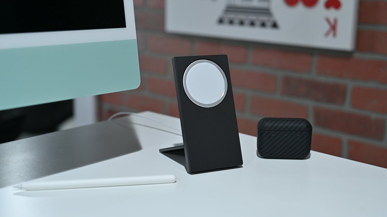 photo of Native Union Rise Dock review: A modern throne for your MagSafe charger image