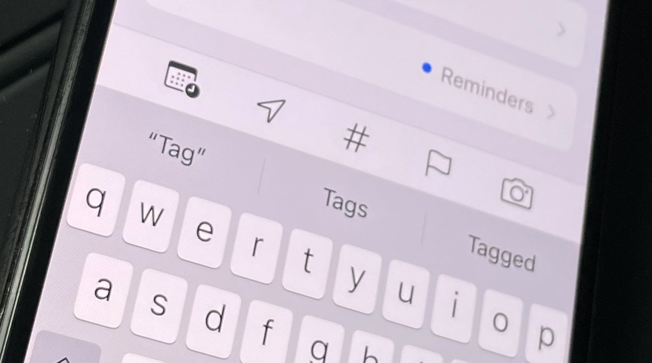 How to use labels in Reminders iOS 15