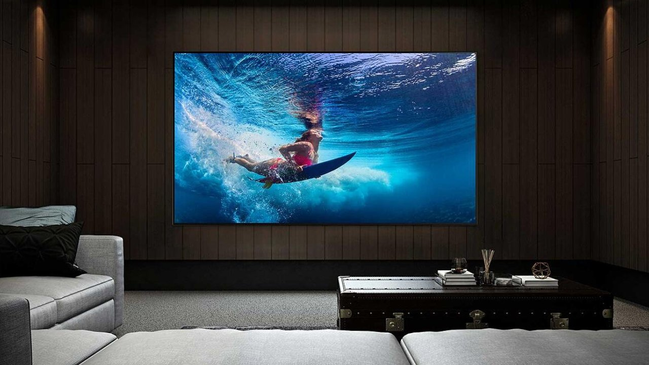 Get up to a $500 Visa Gift Card with LG OLED TVs