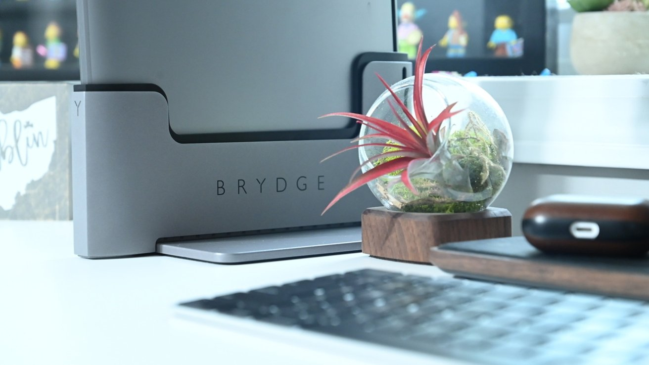 Get $40 off the Brydge Vertical Dock in a Back-to-School sale
