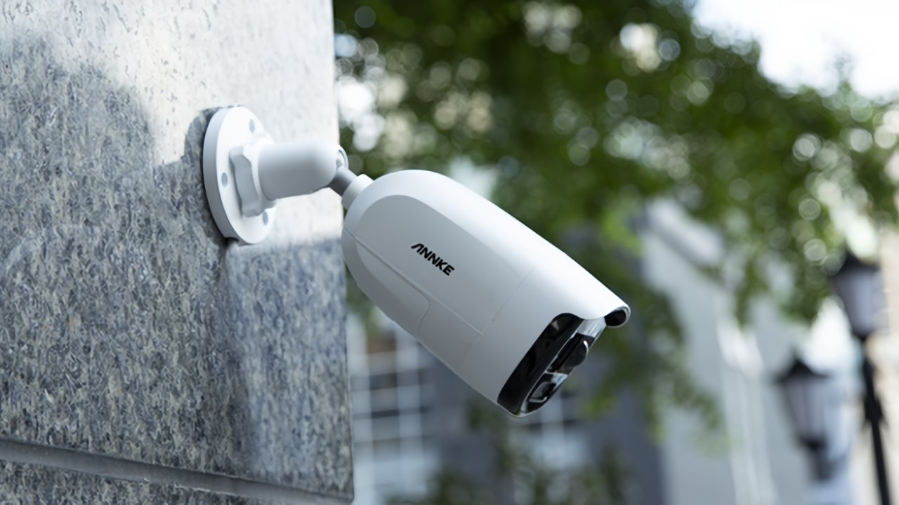 Enjoy up to 60% off Annke security cameras