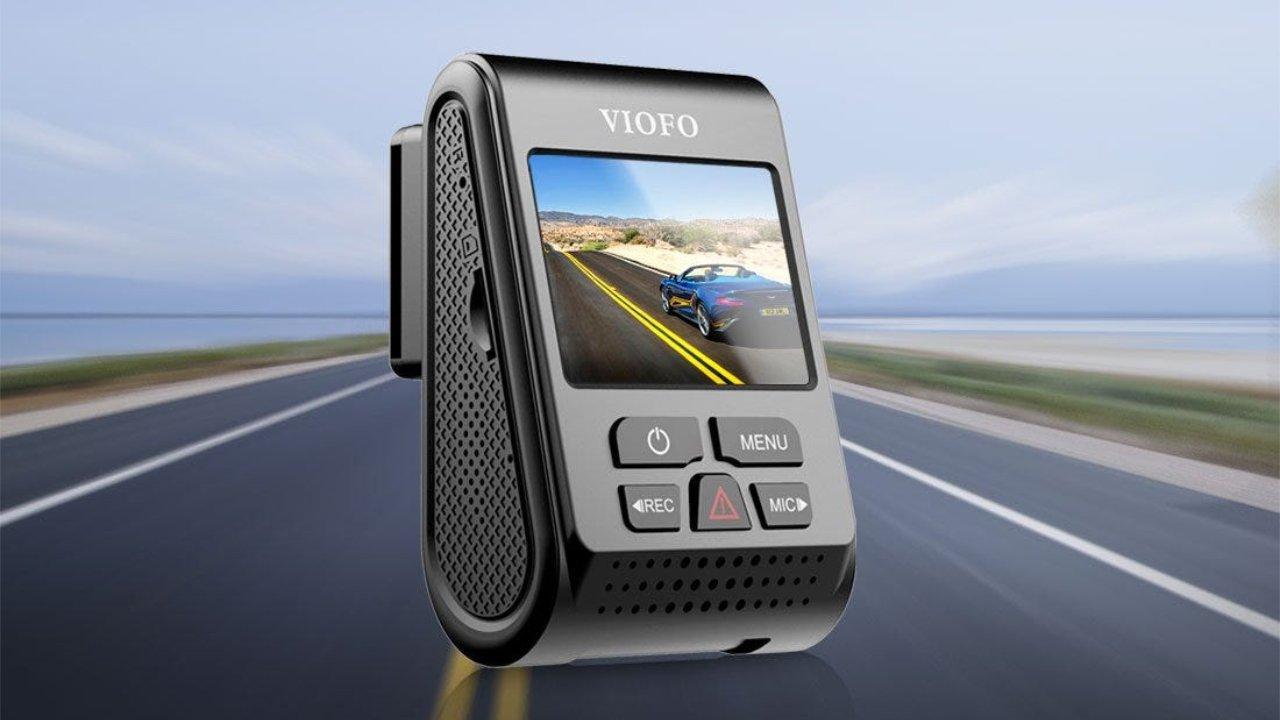 Almost $34 off a Viofo Car Dash Camera