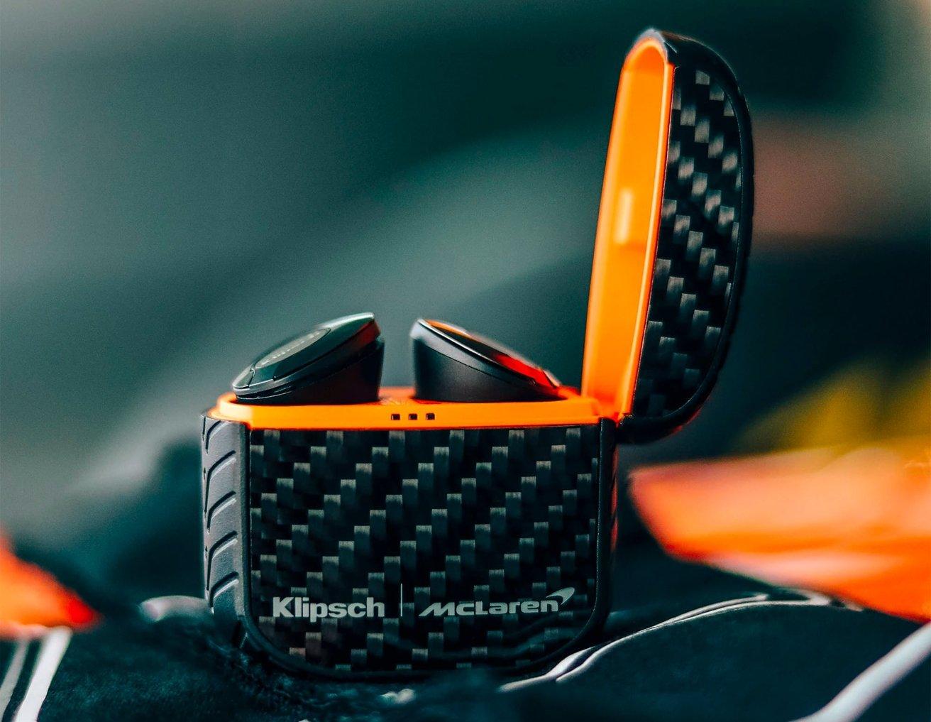 The Klipsch T5 II ANC McLaren Edition looks cool, but it's $349.