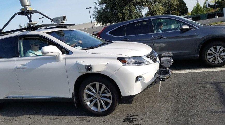 Self-Driving Platform