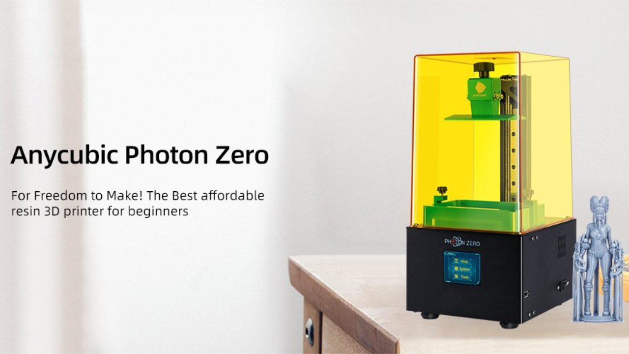 Score up to $200 off an Anycubic 3D Printer