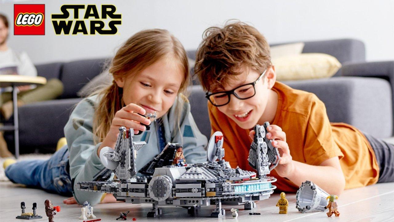 20% off Lego Star Wars Millennium Falcon