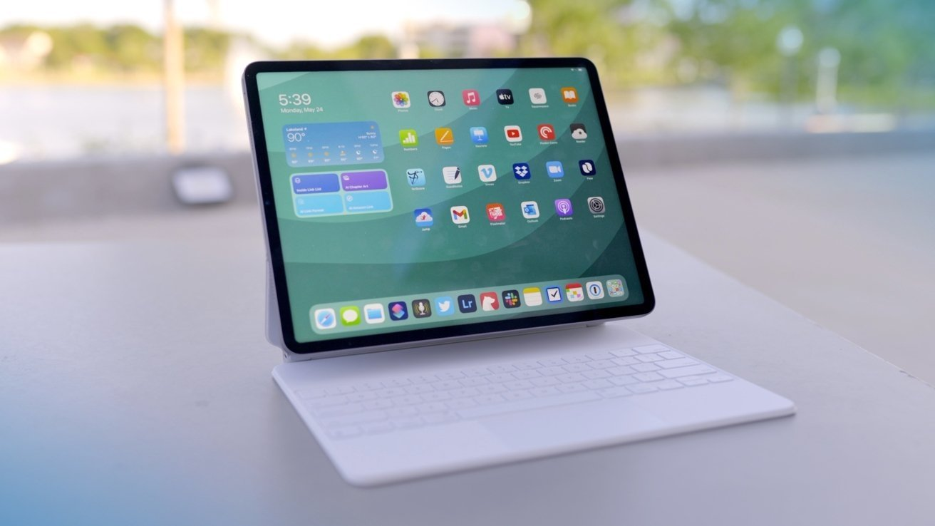 IPad revenues have increased, but have sales declined due to the M1?