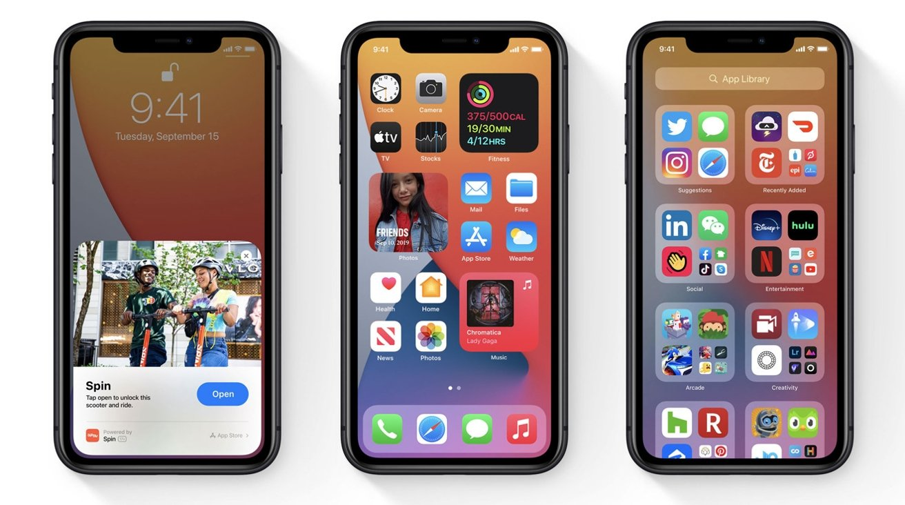 Apple Prepares for iOS 14.8 Release as iOS 15 Release Approaches