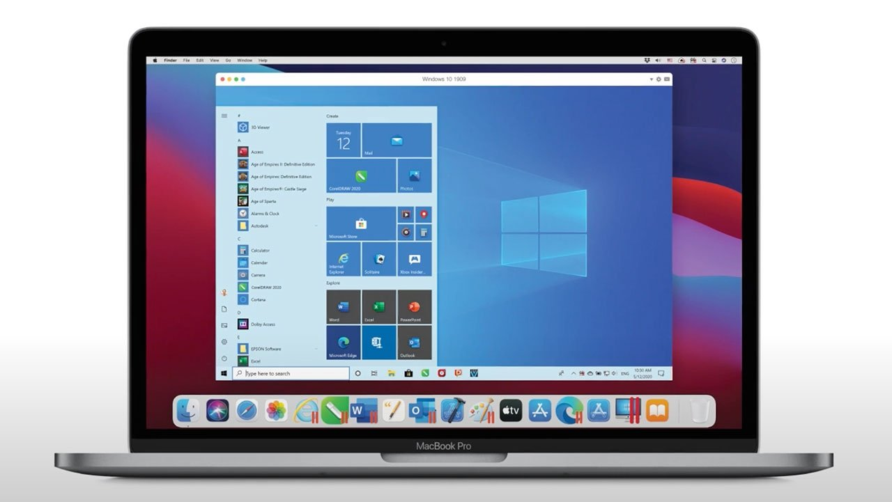 Parallels Desktop 17 Brings Windows 11 to Mac with Improved M1 Support