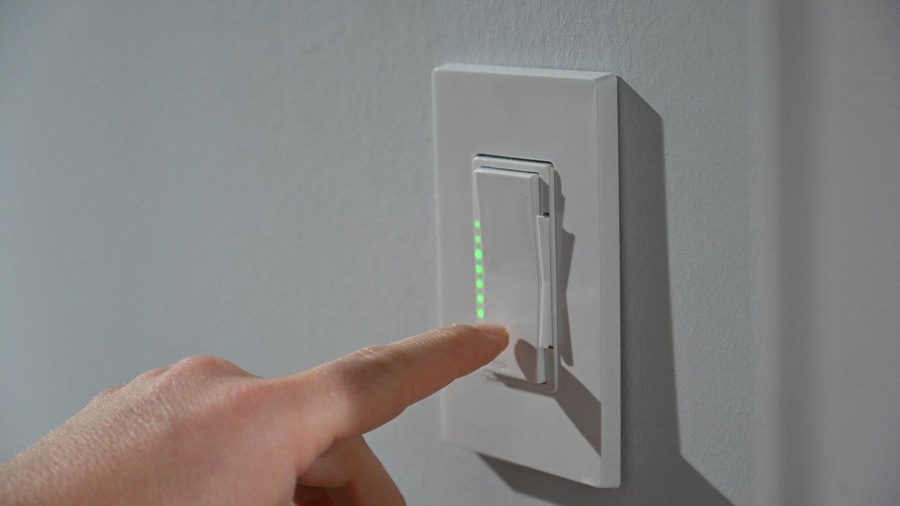 Leviton's 2nd-gen Wi-Fi dimmer