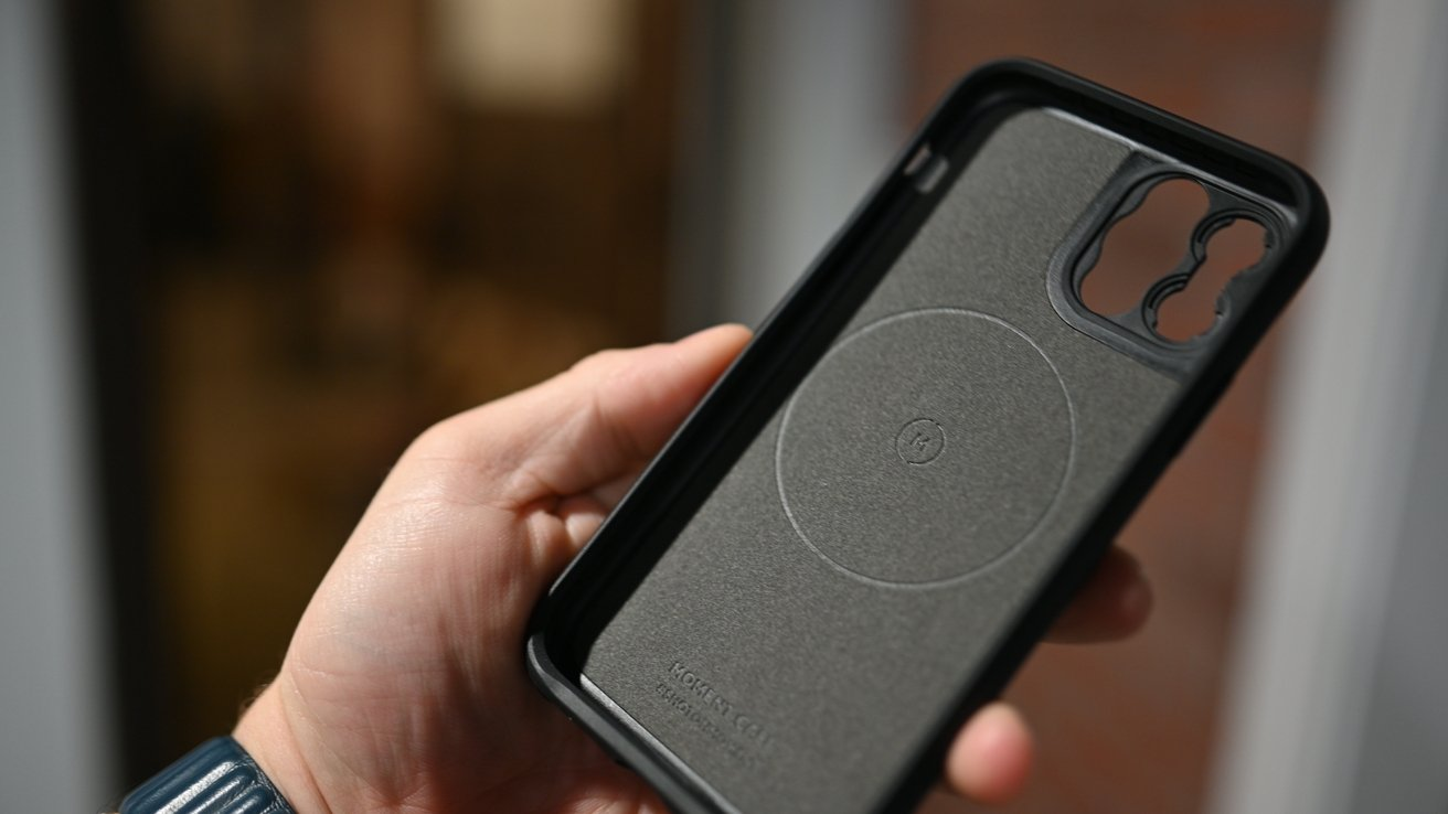 Interior of Moment (M)Force case