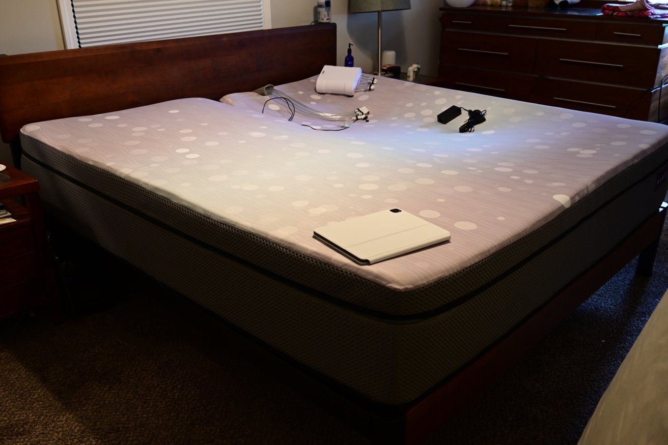 Split top king size ReST mattress